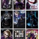 New Batman -The Dark Knight 24 x 36   9 Poster Set