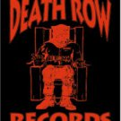 "Death Row Records - Logo   24'' x 36""  Music Poster"