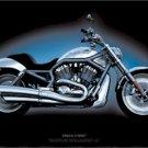 "Harley Davidson - VRSCA V-ROD - 24'' x 36""  Motorcycle Poster"