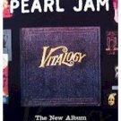 "Pearl Jam - Vitalogy  24'' x 34""  Music Poster"