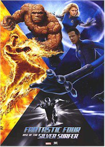Fantastic Four Rise - Hands 24'' x 36''  Movie Poster