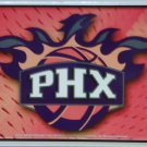 Phoenix Suns NBA Embossed Metal Novelty License Plate Tag Sign