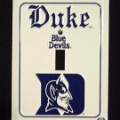 Duke Blue Devils - NCAA Light Switch Covers (single)  Plates