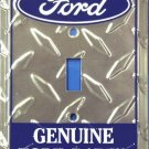 Ford Diamond Genuine Ford Parts - Novelty Light Switch Covers (single) Plates