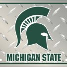 Michigan State University  - Ncaa Novelty License Plate Tag Sign