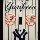 New York Yankees - MLB Light Switch Covers (single)  Plates