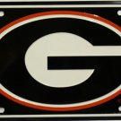 University of Georgia Bulldogs Collegiate - Ncaa Novelty License Plate Tag Sign