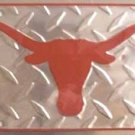 University of Texas Longhorns Collegiate - Ncaa Novelty License Plate Tag Sign