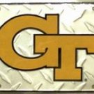 Georgia Tech Collegiate  - Ncaa Novelty License Plate Tag Sign