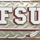 Florida State University Collegiate  - Ncaa Novelty License Plate Tag Sign