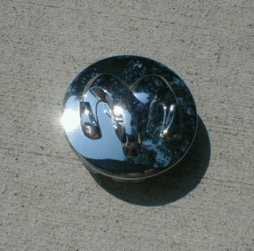 Dodge Dakota - Ram - Durango Chrome Wheel Center Cap