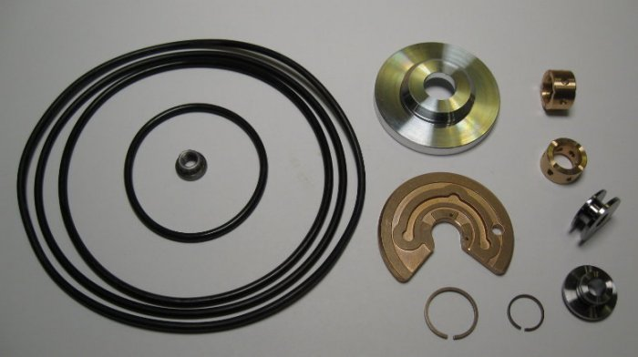 Toyota CT20 CT26 Turbocharger Rebuild Kit - Turbo