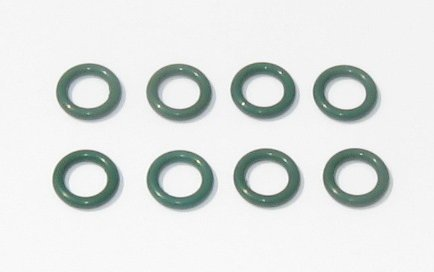 Honda OBD0 OBD1 OBD2 Fuel Injector top O-rings(8) Viton