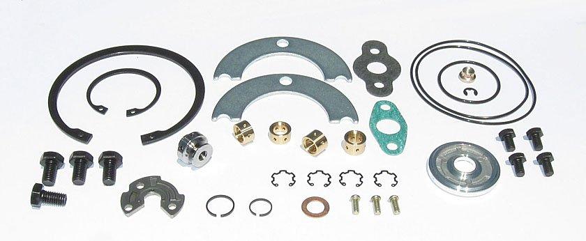 Garrett T2 T25 T28 Turbocharger Rebuild Kit - Both size bearings