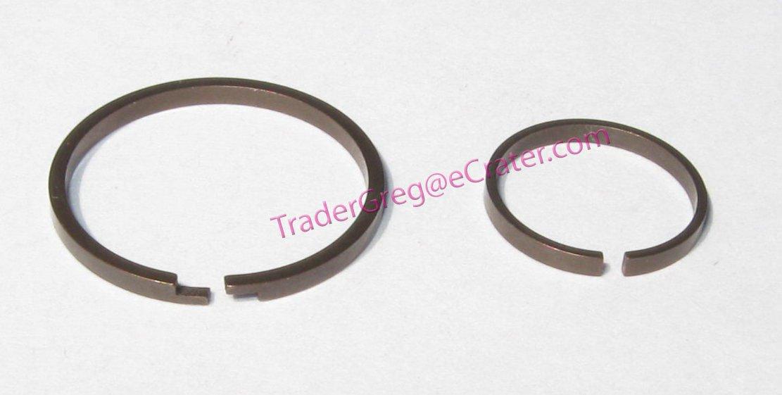 Schwitzer S300 G/S/W Step Gap Turbine & Standard Compressor seals Piston Ring type