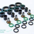Honda Acura Fuel Injector O'rings Seal kit Pintle caps Grommets