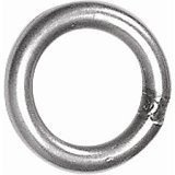 "1.5"" Round Rappel Ring Stainless Steel 304 26.7kN"