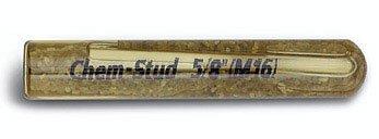 "1/2"" Rawl Chem Stud Glue Capsule 10 Pack"
