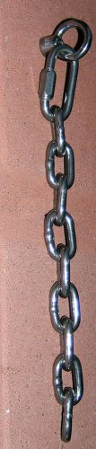 "1/2"" Chain Anchor 316 Stainless Steel 12"" 42.7kN"