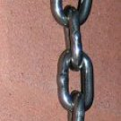 """1/2"""" Chain Anchor 316 Stainless Steel 6"""" 42.7kN"""