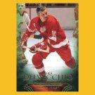 2011-12 UD Parkhurst Champions # 50 - Alex Delvecchio - Detroit Red Wings