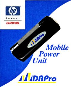 Ruggedised Car Charger for COMPAQ Notebooks