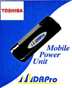 Ruggedised Car Charger for TOSHIBA Notebooks