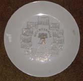 Calender Plate - 1976 Bicentenial