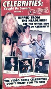 Celebrities Caught on Camera, Vol 1 - 1998