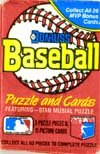 Donruss Unopened Baseball Cards.