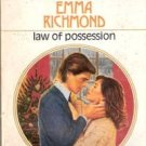 Law of Possession by Emma Richmond