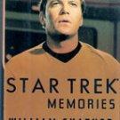 Star Trek  Memories by William Shatner (Signed)