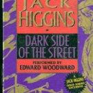 Dark Side of the Street by Jack Higgins (Audiobook)
