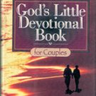 Gods Little Devotional Book for Couples