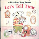 Let's Tell Time by Melissa Getzoff