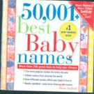 50,001 Best Baby Names by Diane Stafford