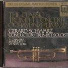 The Classic Trumpet by Gerard Schwarz (Hatdn/Hummel) CD