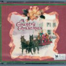 A Country Christmas (Music CD's)