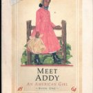 Meet Addy: An American Girl by Connie Porter