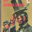 Meet Abraham Lincoln by Barbara Cary