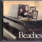 Beaches Original Soundtrack, (CD) Bette Midler