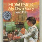 Homesick, My Own story by Jean Fritz