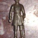 Robert E Lee Civil war Pewter Figurine