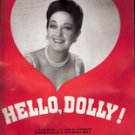 Hello Dolly Music Program: St James Theatre 1964