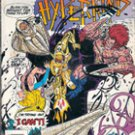 Super Hereos from Clive Barker: Hyperkind 1993