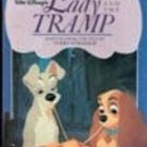 Walt Disneys Lady and The Tramp by Todd Strasser