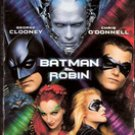 Batman & Robin (VHS Movie)