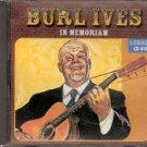 Burl Ives: In Memoriam (Folk Music CD) 1995
