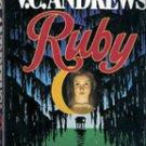 Ruby by V C Andrews Hardback 1994