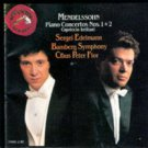 Mendelssohn Piano Concerto Nos. 1 & 2 ( Music CD)